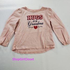 Koala Kids - Hugs for Grandma Girls 2T